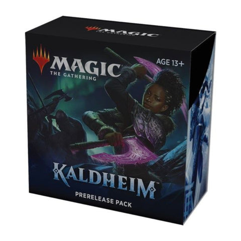 Magic The Gathering Kaldheim Prerelease Pack w/ 6 Draft Boosters