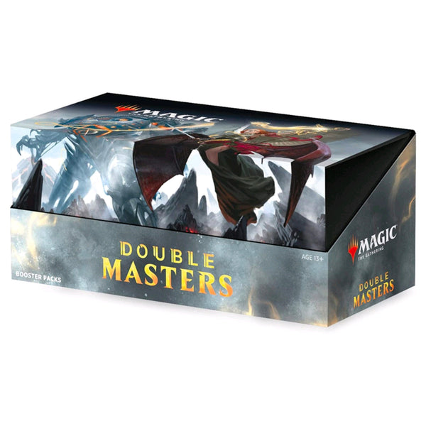 Magic The Gathering Double Masters Draft Booster Display Box