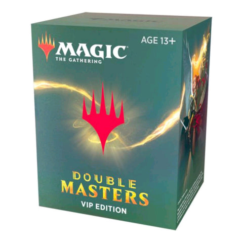 Magic The Gathering Double Masters VIP Edition Booster Box - 4 Pack Sealed Case