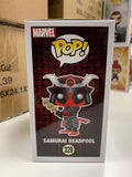 Deadpool - Samurai Deadpool US Exclusive | FUNKO POP! Vinyl