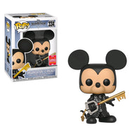 Kingdom Hearts - Mickey Organisation 13 Unhooded SDCC 2018 US Exclusive | FUNKO POP! VINYL
