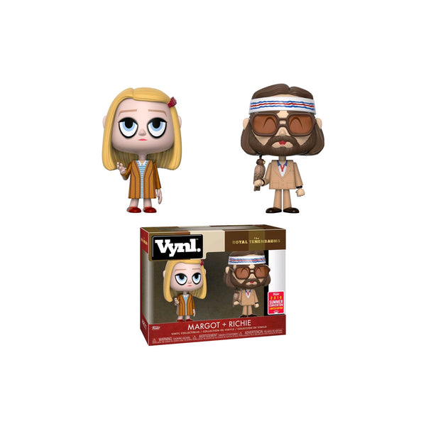 Royal Tenenbaums - Richie & Margot SDCC 2018 US Exclusive | FUNKO POP! VINYL