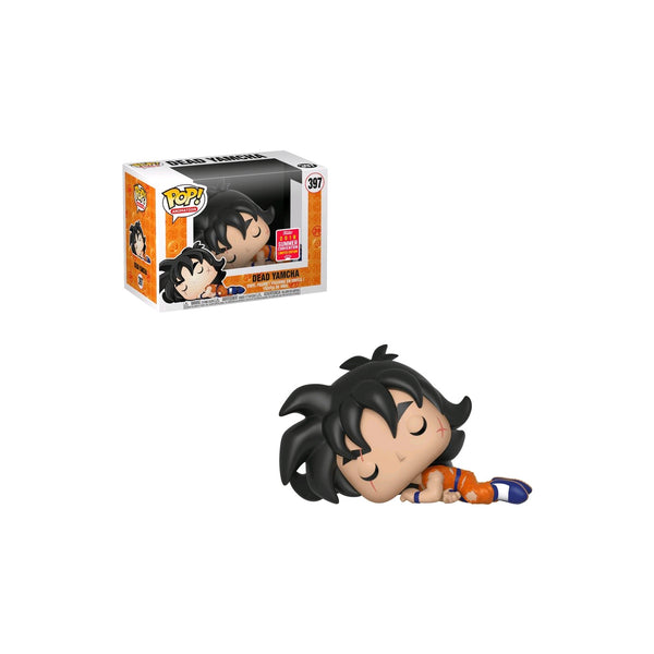 Dragon Ball Super - Yamcha Dead  SDCC 2018 US Exclusive | FUNKO POP! VINYL