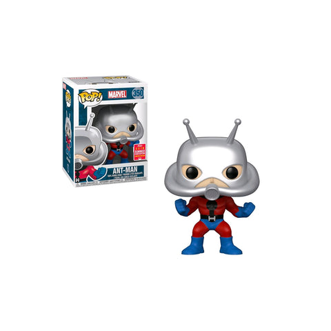 Ant-Man - Classic Ant-Man  SDCC 2018 US Exclusive | FUNKO POP! VINYL