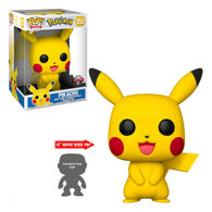 Pokemon - Pikachu US Exclusive 10"