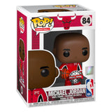 NBA: Bulls - Michael Jordan Red Warm-Ups US Exclusive  | FUNKO POP! VINYL
