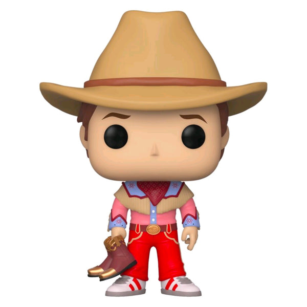 Back to the Future - Marty McFly Cowboy US Exclusive | FUNKO POP! VINYL