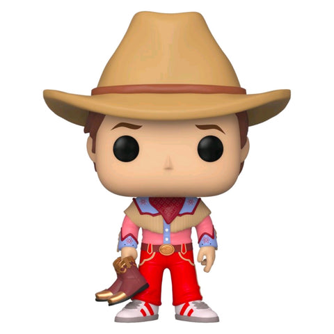 Back to the Future - Marty McFly Cowboy US Exclusive BTTF | FUNKO POP! VINYL