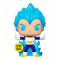 Dragon Ball Z - Vegeta Powering Up Glow US Exclusive | FUNKO POP! VINYL