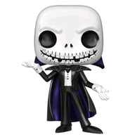 The Nightmare Before Christmas - Jack Vampire Metallic US Exclusive | FUNKO POP! Vinyl
