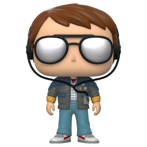 Back to the Future - Marty with Sunglasses BTTF | FUNKO POP! VINYL