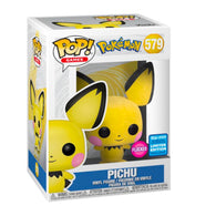 Pokemon - Pichu Flocked US Exclusive | FUNKO POP! VINYL