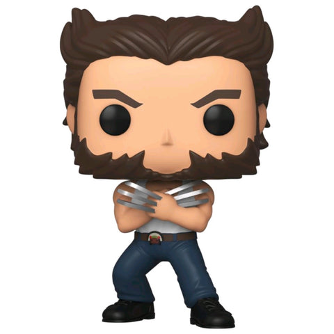 X-Men (2000) - Wolverine Tank Top 20th Anniversary | FUNKO POP! Vinyl