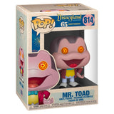 Disneyland 65th Anniversary - Mr Toad with Spinning Eyes | FUNKO POP! Vinyl