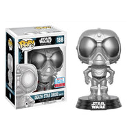 Death Star Droid (white) Star Wars NYCC 2017 Exclusive | FUNKO POP! Vinyl