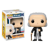 First Doctor from Doctor Who NYCC 2017 Exclusive | FUNKO POP! Vinyl
