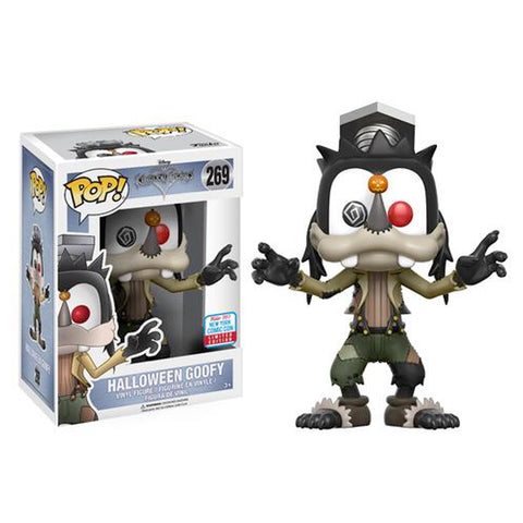 Halloween Goofy from Kingdom Hearts NYCC 2017 Exclusive | FUNKO POP! Vinyl