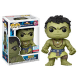 Hulk from Thor Ragnarok NYCC 2017 Exclusive | FUNKO POP! Vinyl