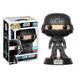 Jyn Erso from Star Wars NYCC 2017 Exclusive | FUNKO POP! Vinyl