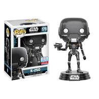 K-2SO from Star Wars NYCC 2017 Exclusive | FUNKO POP! Vinyl