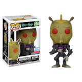 Krombopulos Michael from Rick & Morty NYCC 2017 Exclusive | FUNKO POP! Vinyl