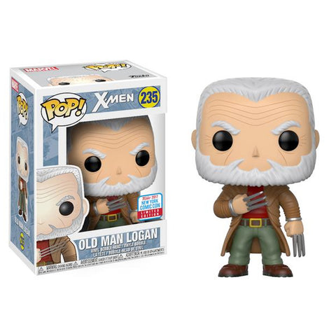 Old Man Logan X-Men NYCC 2017 Exclusive | FUNKO POP! Vinyl