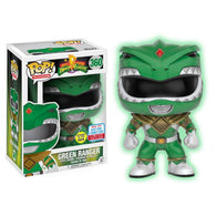 Green Ranger Power Rangers Glow in the Dark GITD NYCC 2017 Exclusive | FUNKO POP! Vinyl