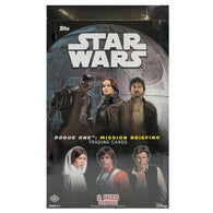 TOPPS Star Wars The Road To Rogue One Mission Briefing Hobby Collection | 24 Packs
