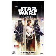 TOPPS STAR WARS Rogue One - Hobby Collection Series 1 SEALED BOX Trading Cards | 24 Packs