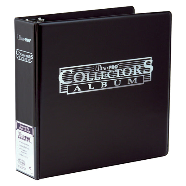 "Ultra Pro Binder Album | Black 3"" 3 D-ring"