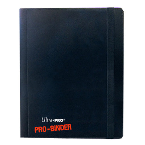 ULTRA PRO - 4-Pocket PRO-Binder | Black