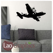 Aeroplane Aviation & Flight Wall Stickers Home Decor Art Decals-LaoGraphics