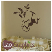 Bargain Monkey Discount & Cheap Wall Stickers Home Decor Art Decals-LaoGraphics