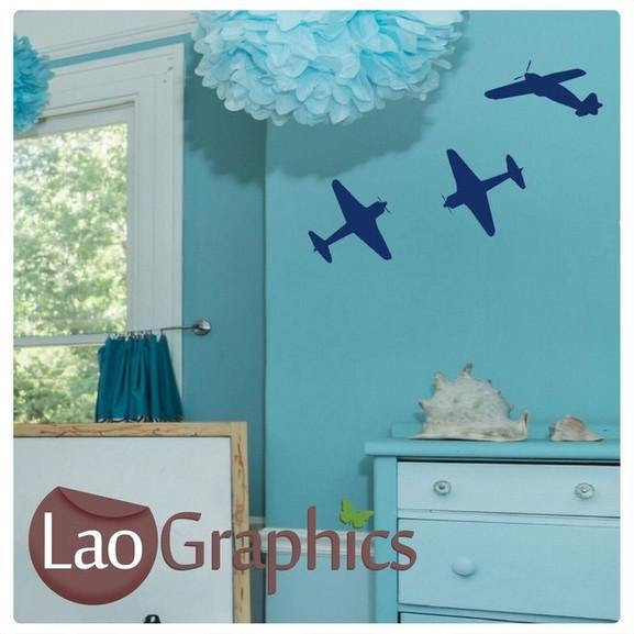 Bargain planes discount cheap wall stickers home decor for Best cheap home decor uk