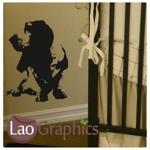 Bloodhound Dog Canine Puppy Dog Lovers Wall Stickers Home Decor Art Decals-LaoGraphics