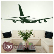 Boeing Aeroplane Aviation & Flight Wall Stickers Home Decor Art Decals-LaoGraphics