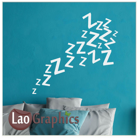 Zzz zzz Home Decor Art Decals