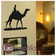Camel Egyptian Theme Style Wall Stickers Home Decor Egypt Art Decals-LaoGraphics