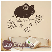 Chamelion Pet Shop Animals Wall Stickers Home Decor Art Decal Transfer-LaoGraphics