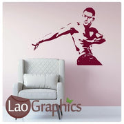 Channing Tatum Celebrity Wall Stickers Home Decor Celeb Art Decals UK-LaoGraphics