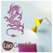 Chinese Style Dragon Oriental Wyvern Fantasy Wall Stickers Home Decor Art Decals-LaoGraphics