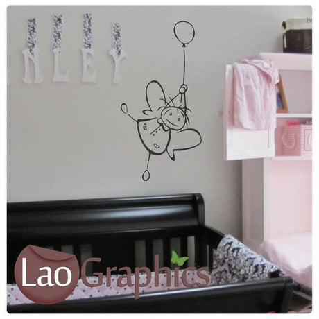 Cute Childrens Nursery Wall Stickers Home Decor Childrens Art Decals-LaoGraphics