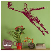 David De gea Famous Footballer Wall Stickers Home Decor Art Decals UK-LaoGraphics