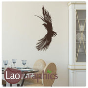 Falcon Wall Sticker Home Decor Art Decals-LaoGraphics