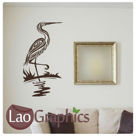 Flamingo Wall Sticker Home Decor Art Decals-LaoGraphics
