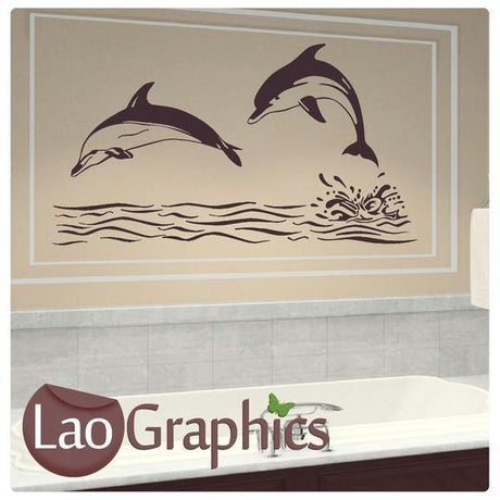 Dolphin Wall Stickers