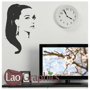 Katy Perry Wall Stickers Home Decor Art Decals-LaoGraphics
