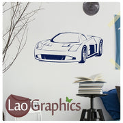 Lamborghini Car Vehicle Transport Wall Stickers Home Decor Art Decals-LaoGraphics