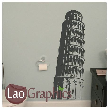 Landmark Wall Stickers