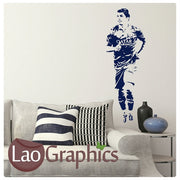 Luis Suarez Famous Footballer Wall Stickers Home Decor Art Decals-LaoGraphics